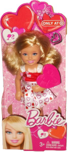 Valentine's Day Barbie
