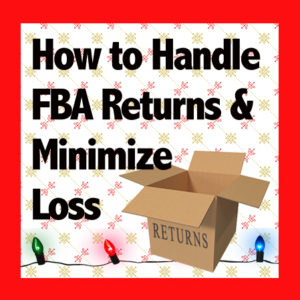 how to lower amazon fba fees