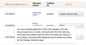Seller Central Tip #5 - Fixing Stranded Inventory - Full