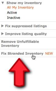 Fix Stranded Sidebar