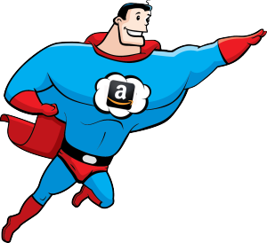 Amazon Superhero