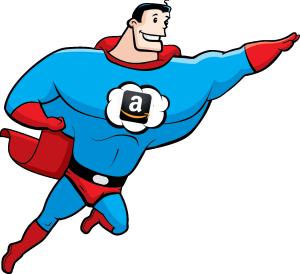 Amazon Superhero