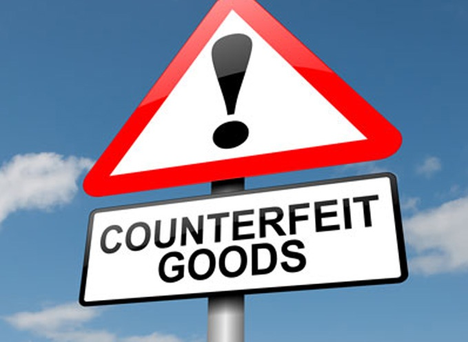 counterfeit products Our counterfeit policy concerns the actual products promoted on the site or app featured in the ad whereas, our trademark policy concerns use of the trademark in the ad text or keywords (in certain circumstances) in the ad itself.