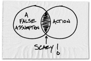 Carl-Richards-false-assumption-sketch