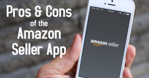 Amazon Seller App Pro Con