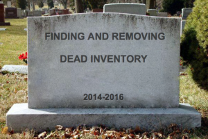"How to Find and Remove ""Dead Inventory"""