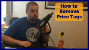Remove Price Tags