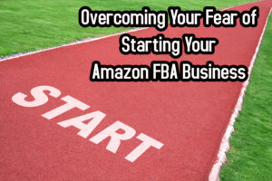Starting Amazon FBA