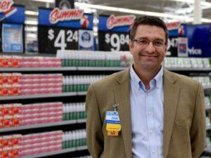 Walmart Manager