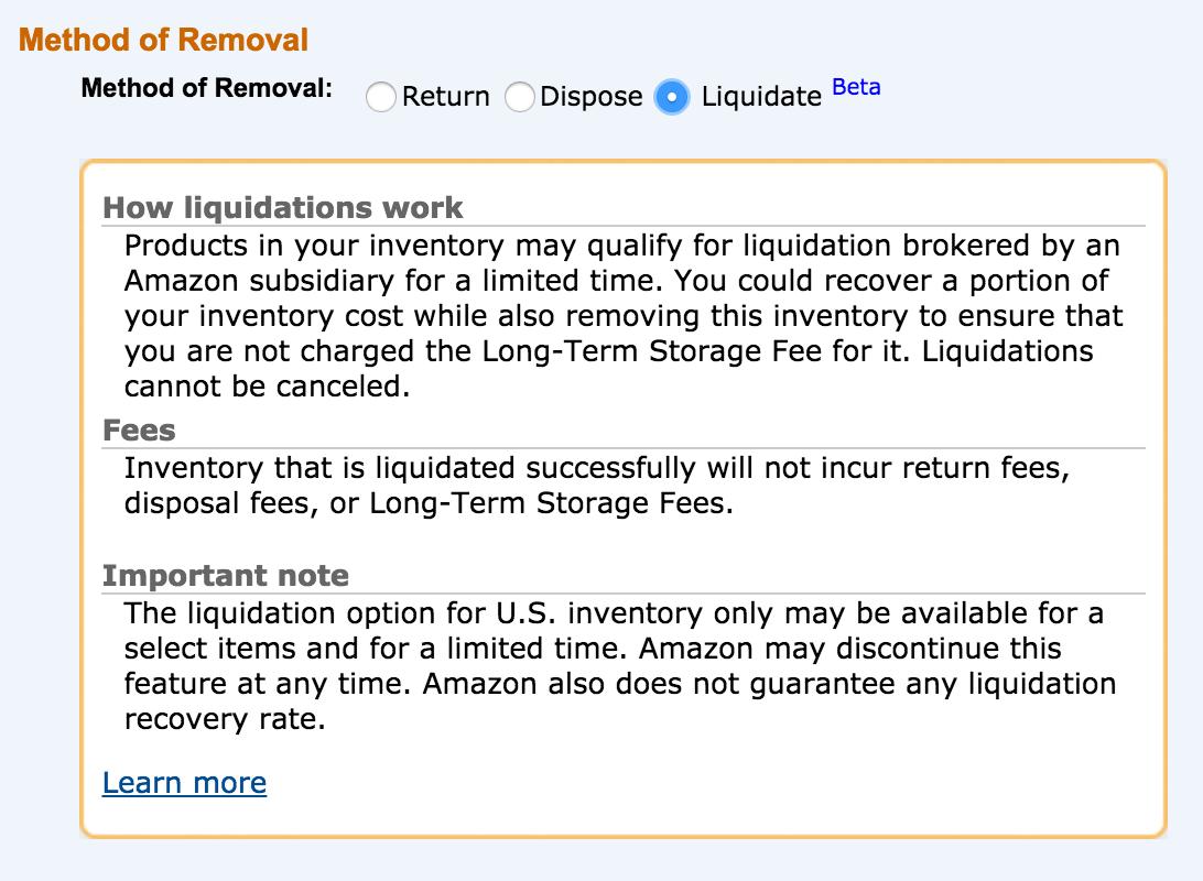 What is liquidation? 67