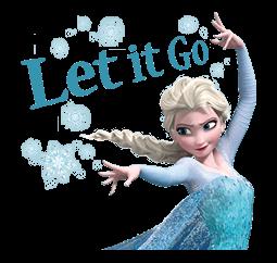 Stickerline-elsa-let-it-go