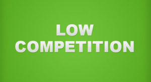 low-competition