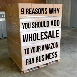 9 Reasons Why You Should Add Wholesale to Your Amazon FBA Business