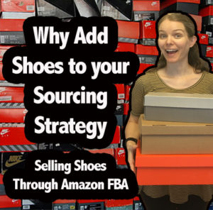 Fbas Beyond Basics Talk By Jessica >> Selling Shoes Through Amazon Fba Why We Added Shoes To Our Sourcing