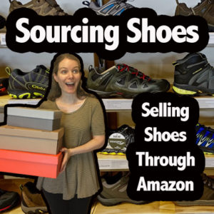 Selling Shoes through Amazon FBA: Buying Decisions