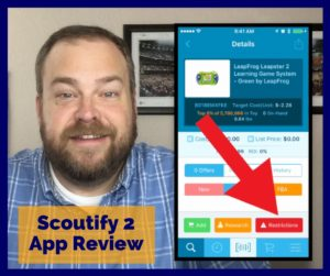 The Top 5 Features of the New Scoutify 2 Amazon FBA Sourcing App