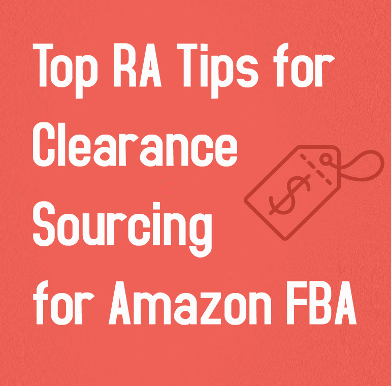 Fbas Beyond Basics Talk By Jessica >> Top Retail Arbitrage Tips For Clearance Sourcing For Amazon Fba
