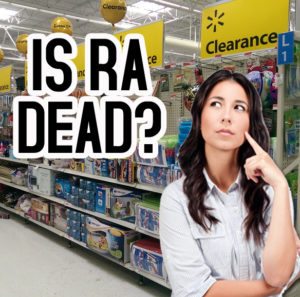 Is Retail Arbitrage (RA) Sourcing Dead?