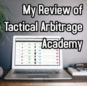 Review: Tactical Arbitrage Academy