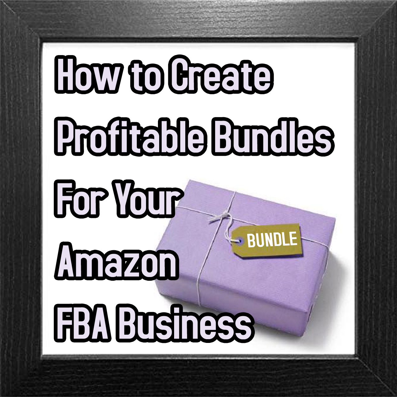 Fbas Beyond Basics Talk By Jessica >> How To Create Profitable Bundles For Your Amazon Fba Business Full