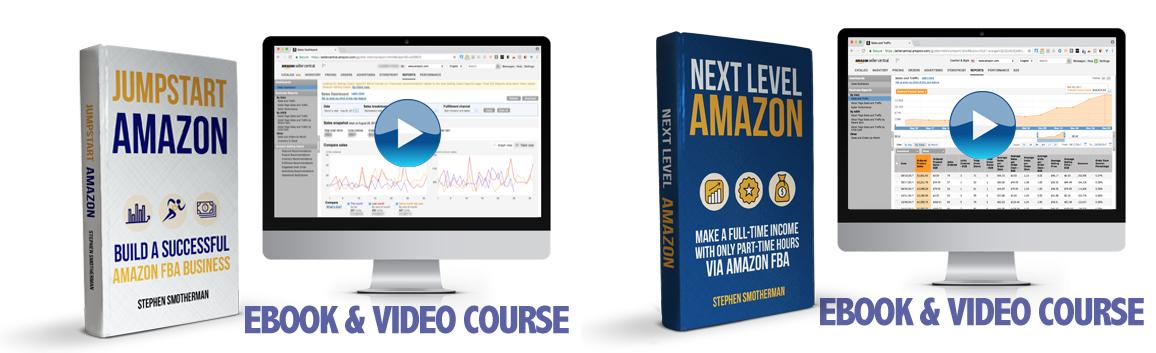 JumpStart Amazon & Next Level Amazon Bundle - Full-Time FBA